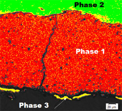 Phase Detection > Olympus Stream materials science software > Olympus Stream, image analysis software