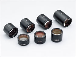 SZX10 Lineup of Objective Lenses