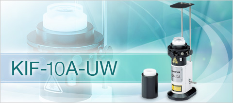 Compact LD Interferometer (Upward Type) KIF-10A-UW
