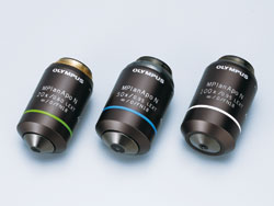 LEXT-Dedicated Objective Lenses