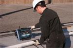 小直径管件的焊缝检测