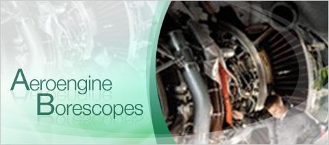Aeroengine Borescopes
