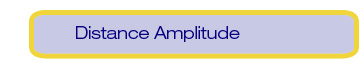 distance amplitude test block