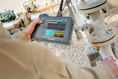 flaw detector features corroison software