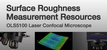 Surface Roughness Measurement Portal