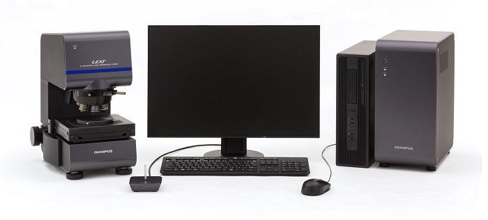 OLS5000-SAF Setup Example