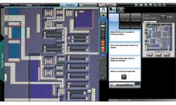 DSX500 Microscope Tutorial Mode Screenshot