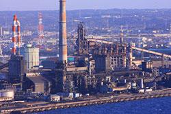 Steel Plant Image