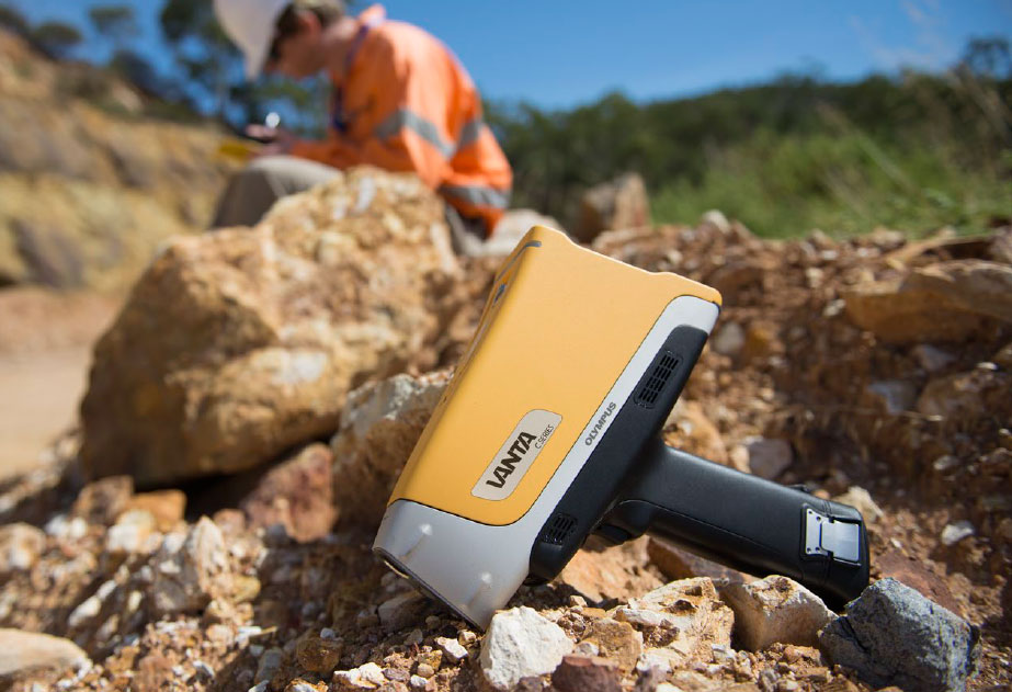 Portable XRF for Rare-Earth Element Identification and Exploration