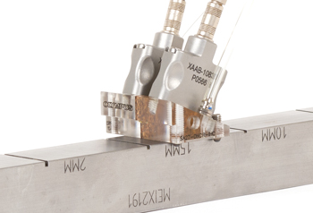 Dual UT (TRL) A27 Phased Array Probe