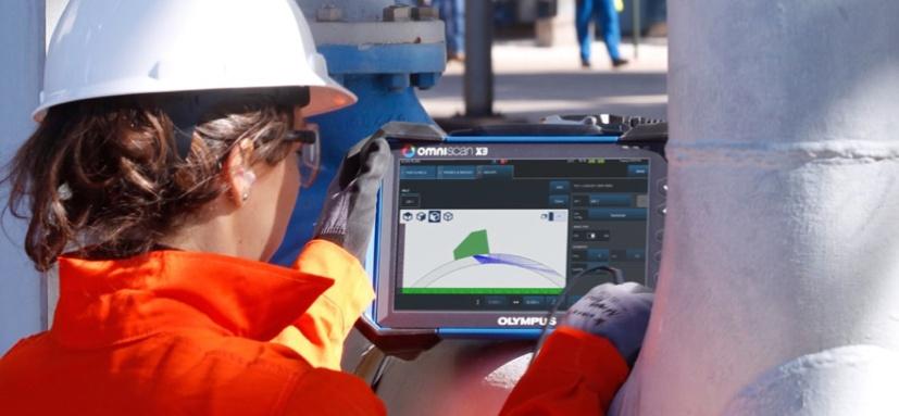 相控阵超声探伤仪提供机载扫查计划创建功能