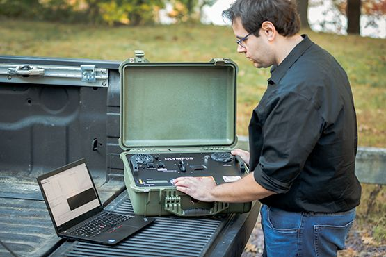 BTX II Portable XRD Analyzer