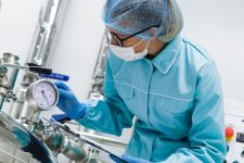 Keeping an Eye on Contamination in the Pharmaceutical Processing Line